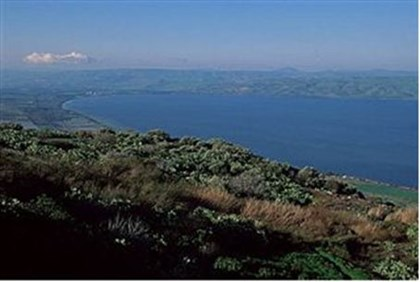 The Kinneret