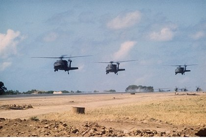 "UH-60 ""Blackhawk"" Helicopters"