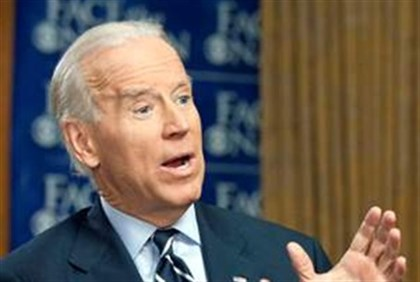 Biden, against freeing Pollard, to speak to Conservative rabbis