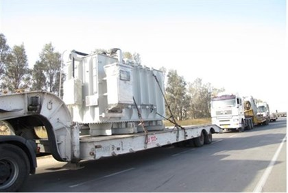 Generators moving into Gaza