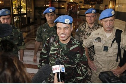 Advance Peacekeeping Team (Syria)