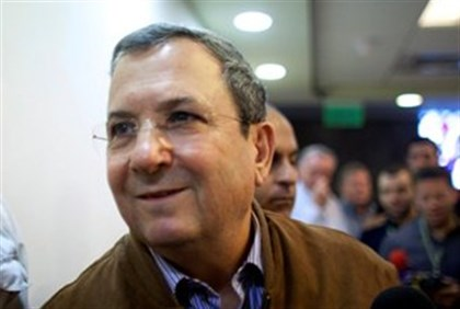 Ehud Barak faces accuses and is accused