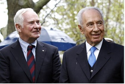 Johnston and Peres