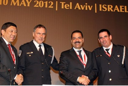 Interpol convention in Israel