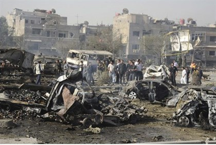 Damascus Carnage May10, 2012