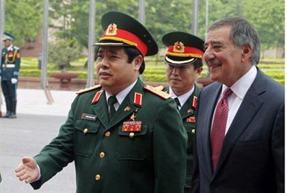Thanh and Panetta