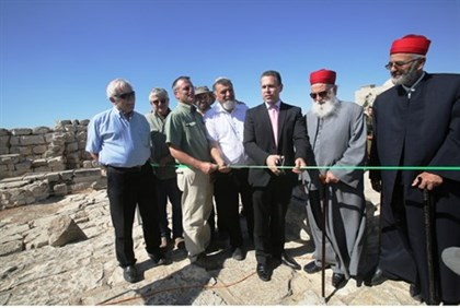 Mt. Gerizim archaeological site reopens
