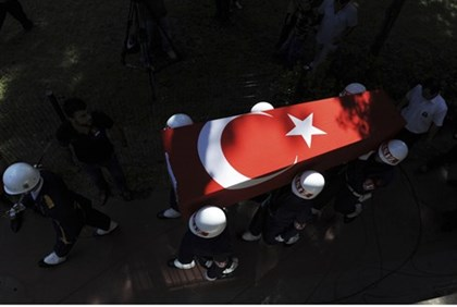 Turkish funeral