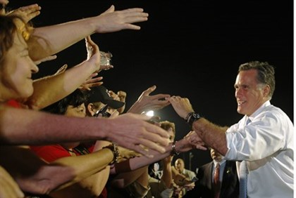 A majority of Israelis want Romney to win Nov 6