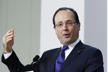 Hollande Press Conference