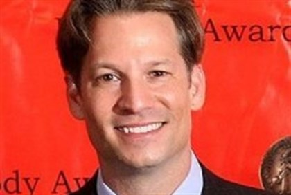 NBC News correspondent Richard Engel, honored at the 2009 George Foster Peabody Awards