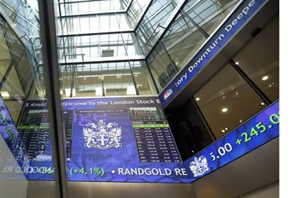 Global markets received a boost Wednesday