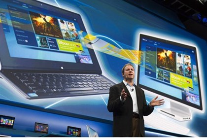 Intel presents its newest electronics and processors