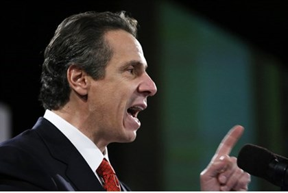 NY Governor calls for more action on gun control
