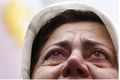 Grieving for Iranian dissidents in Iraq