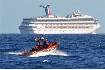 A fire on a Carnival cruise ship has left 4,200 people adrift near Mexico