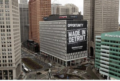 Detroit has long been a poster child for urban decay