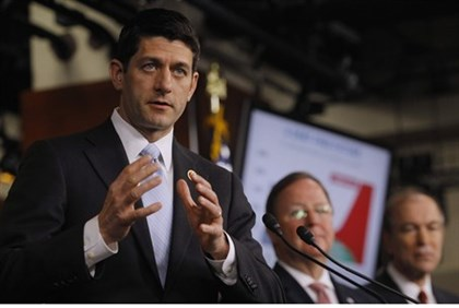 Paul Ryan unveils the House Republicans' FY2014 budget resolution