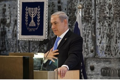 Netanyahu addresses foreign diplomats