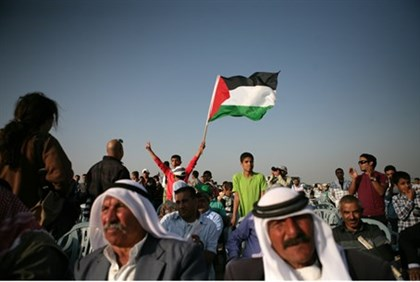 Bedouin rally in Negev (file)
