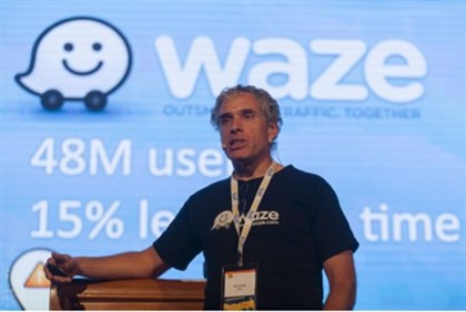 Waze co-founder Uri Levine