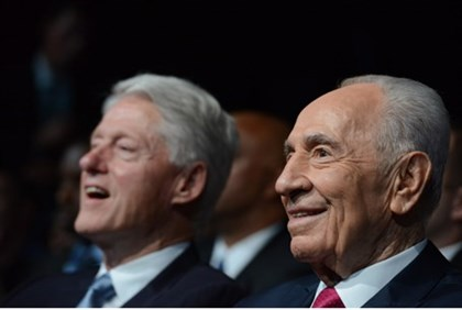 President Shimon Peres at 90th birthday celebration