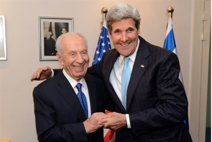 Peres and Kerry
