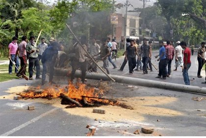 Jamaat-e-Islami riot, May 2013