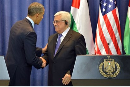 Abbas and Obama (archive)