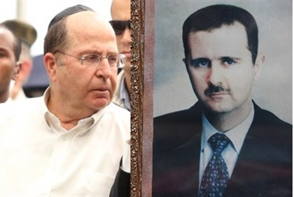 Yaalon and Assad