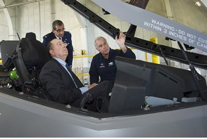 Yaalon in F-35