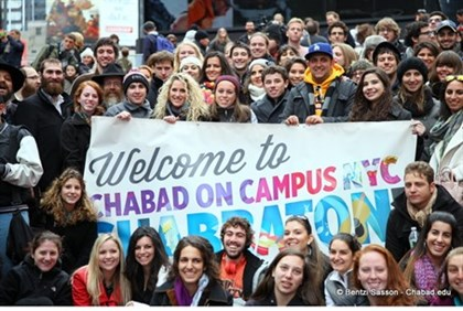 Chabad on Campus Shabbaton