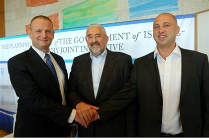 Director-Generals of PM's Office, Jewish Agency, and Ministry of Jerusalem and Diaspora Affairs at s