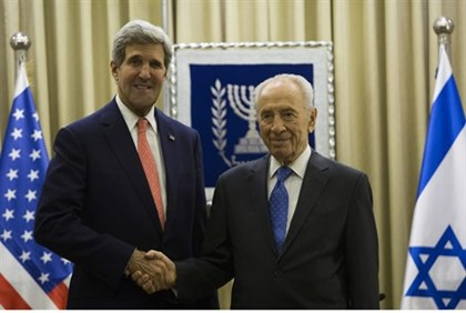 Kerry and Peres