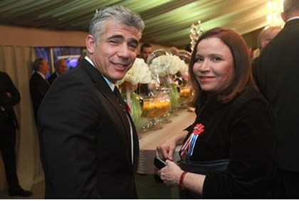 Lapid and Yechimovich