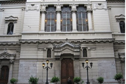 Rome's Great Synagogue