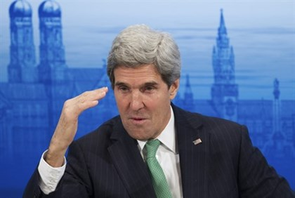 Kerry at Munich Security Conference
