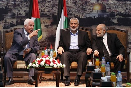 Fatah, Hamas officials meet in Gaza ahead of agreement