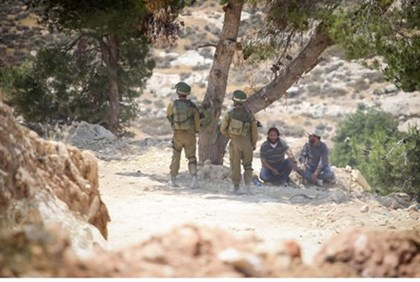 IDF searches for kidnapped yeshiva students