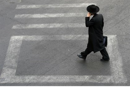 One in three Israelis killed in road accidents are pedestrians