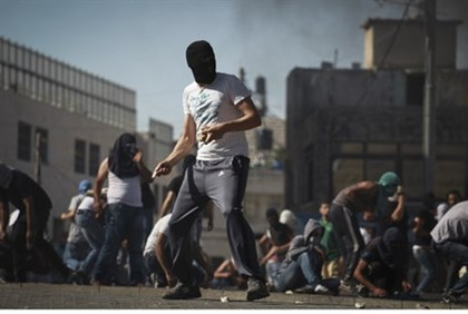 Rioting, Shuafat