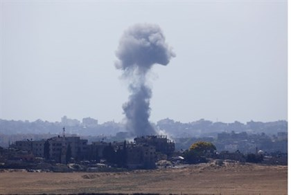 Israeli airstrikes in Gaza resume after Hamas reject ceasefire