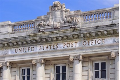 US Post Office (illustration)