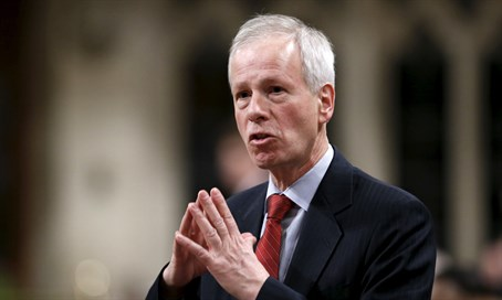 Canada's Foreign Minister Stephane Dion