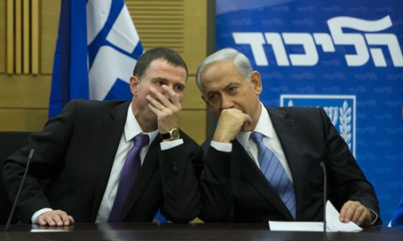 Edelstein and Netanyahu