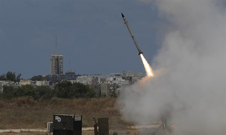 Iron Dome, a product of joint US-Israeli research