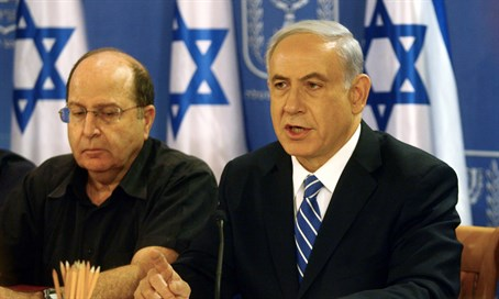Netanyahu and Ya'alon