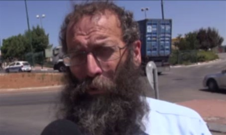 Baruch Marzel responds to attack in Kiryat Arba