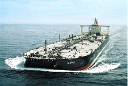 M Star oil tanker (undated company file photo)