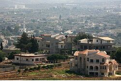 Village in southern Lebanon